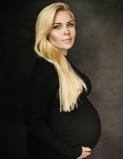 fotografia portretowa ciąża wielkopolska