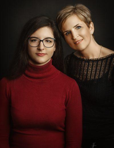 Zdjęcia mama i córka